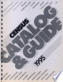 Census Catalog And Guide 1995 49th Ed