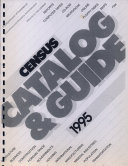Pdf Census Catalog and Guide (1995 49th Ed) Telecharger