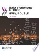 Études économiques de l'OCDE : Afrique du Sud 2015