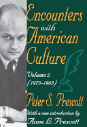 Encounters with American Culture Pdf