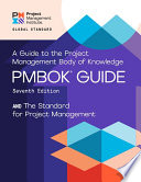 A Guide to the Project Management Body of Knowledge  PMBOK   Guide      Seventh Edition and The Standard for Project Management  ENGLISH