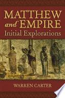 Matthew And Empire