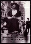 Literature of the Women's Suffrage Campaign in England [Pdf/ePub] eBook