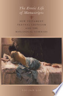 The Erotic Life Of Manuscripts