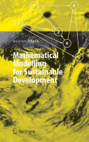 Mathematical Modelling for Sustainable Development