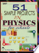 51 Simples Projects In Physics For Schools Book PDF