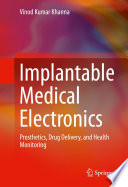 Implantable Medical Electronics Book