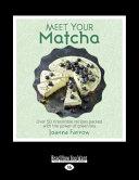 Meet Your Matcha Book