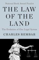 The Law of the Land [Pdf/ePub] eBook