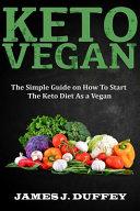 Keto Vegan Book PDF