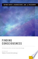 Finding Consciousness Book