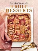 Martha Stewart s Fruit Desserts