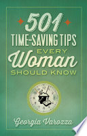 501 Time Saving Tips Every Woman Should Know Book