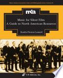 Music For Silent Film