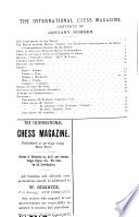 The International Chess Magazine