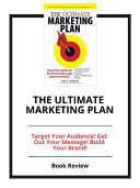 The Ultimate Marketing Plan  Book Review