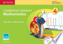 Cambridge Primary Mathematics Stage 4 Teacher S Resource With Cd Rom Book