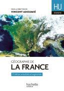 Pdf Géographie de la France Telecharger