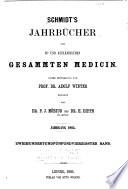 Schmidt s Jahrbuecher Book