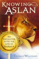 Knowing Aslan Pdf