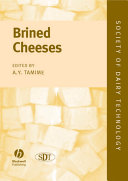 Pdf Brined Cheeses Telecharger