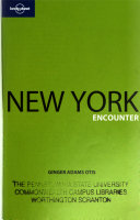 New York Encounter Book