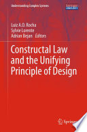 Constructal Law and the Unifying Principle of Design Book