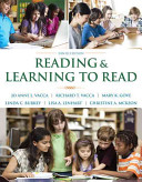 Reading and Learning to Read  Enhanced Pearson Etext    Access Card