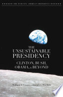 The Unsustainable Presidency