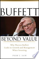 Buffett Beyond Value