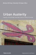 Urban Austerity