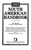 South American Handbook  1993