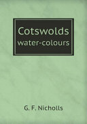 Cotswolds water-colours