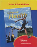 Glencoe Health  Student Workbook Book