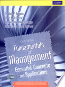 Fundamentals Of Management: Essential Concepts And Applications, 6/E