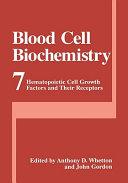 Blood Cell Biochemistry