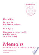 Lectures On Hamiltonian Systems