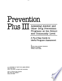 Prevention Plus Iii