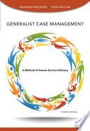 Generalist Case Management Workbook Book