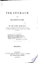 The Stomach and its Difficulties. Fifth edition