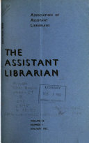 The Assistant Librarian