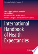 International Handbook of Health Expectancies