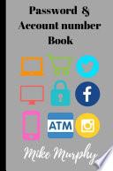 Password   Account Number Book