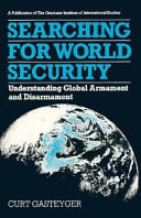 Searching For World Security