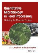 Quantitative Microbiology in Food Processing Pdf/ePub eBook