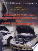 Proceedings of the third International Conference on Automotive and Fuel Technology Book