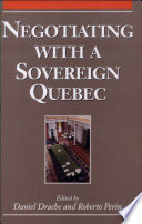 Negotiating With A Sovereign Quebec