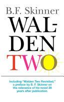 Walden Two Pdf/ePub eBook