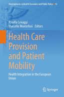 Health Care Provision and Patient Mobility Pdf/ePub eBook