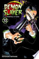 Demon Slayer  Kimetsu no Yaiba  Vol  13